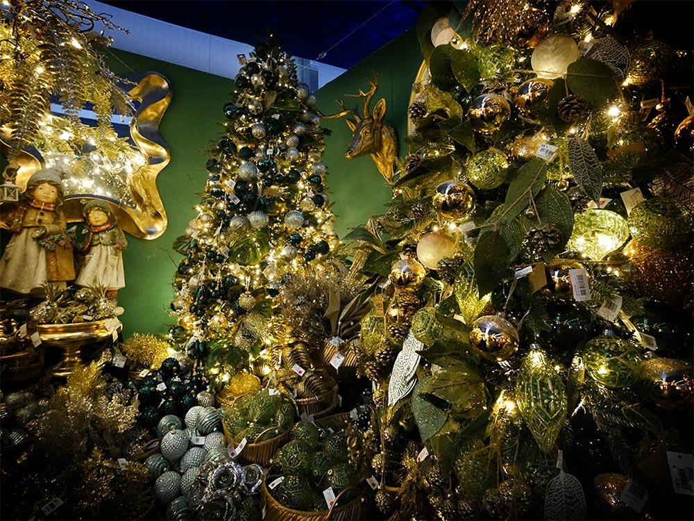 Immagini Natalizieit.Addobbi Natalizi Vendita A Treviso Paese Del Natale Bardin Garden