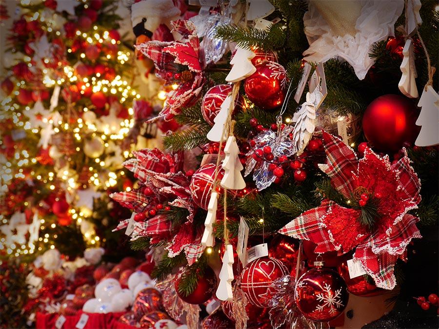 Addobbi Natalizi On Line Ingrosso.Addobbi Natalizi Vendita A Treviso Paese Del Natale Bardin Garden