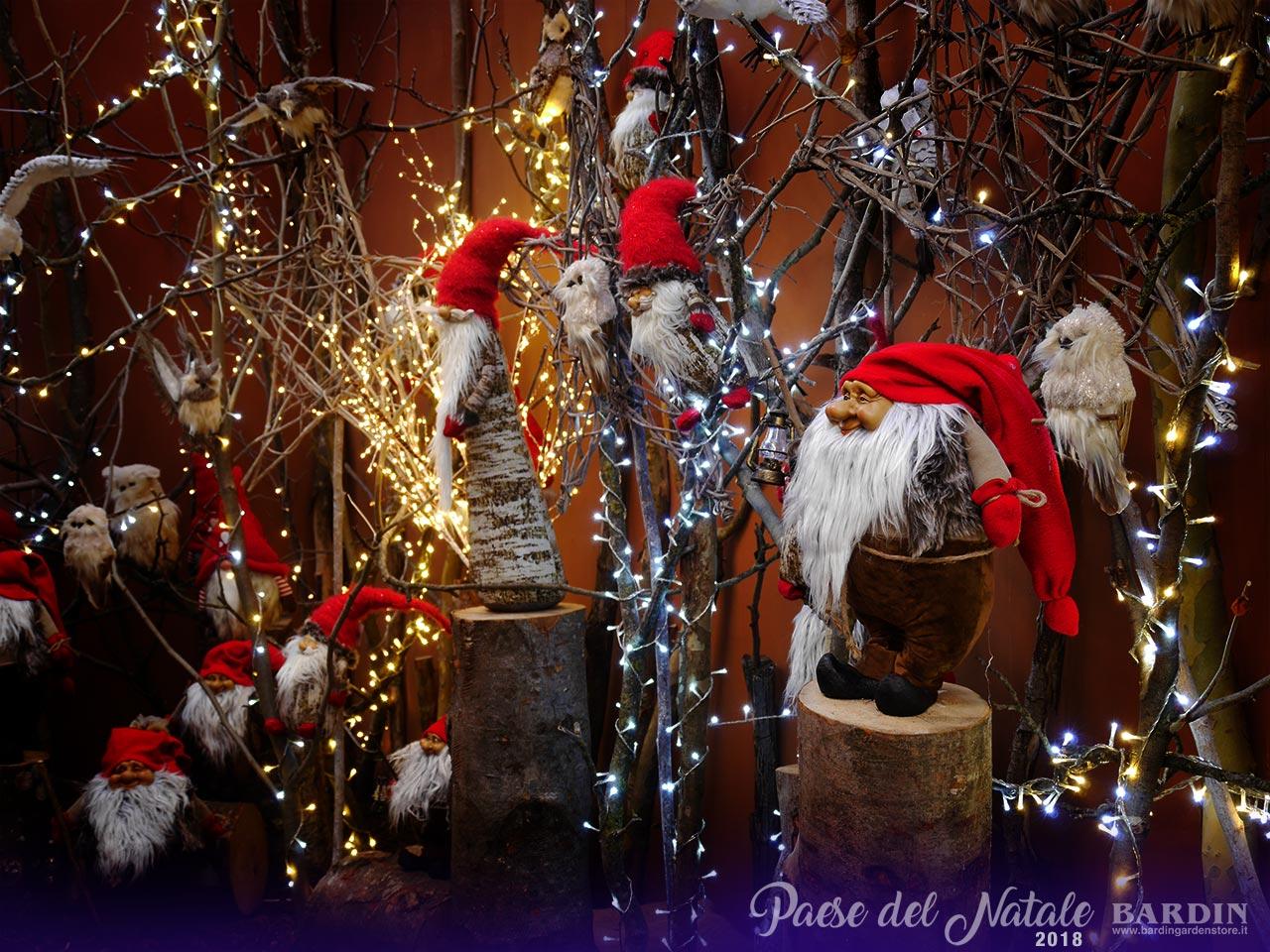 Del Natale.Il Paese Del Natale Di Bardin Garden Store