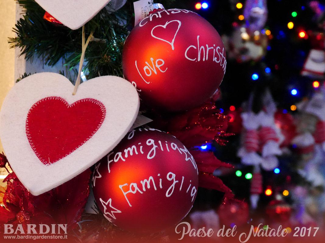 Idee Regalo Natale Famiglia.Idee Regalo Natale Arredo Natale Treviso Bardin
