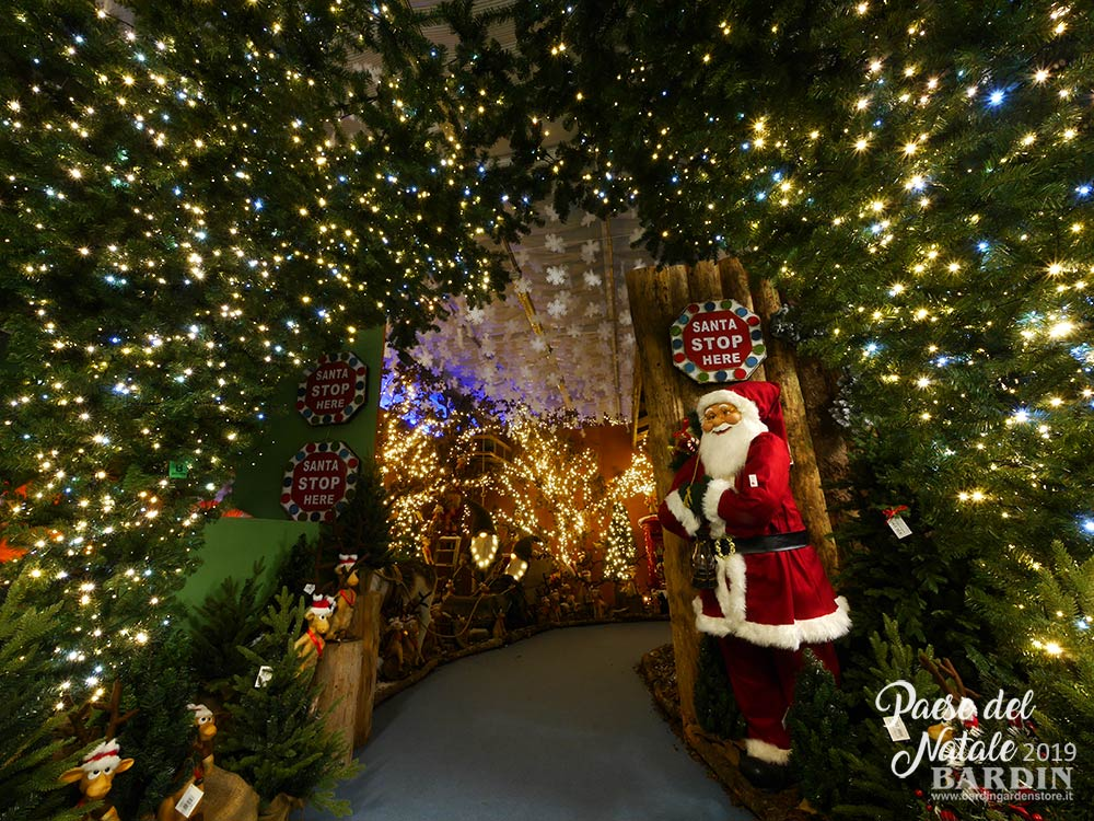 Natale Addobbi.Addobbi Natalizi Vendita A Treviso Paese Del Natale Bardin Garden Store