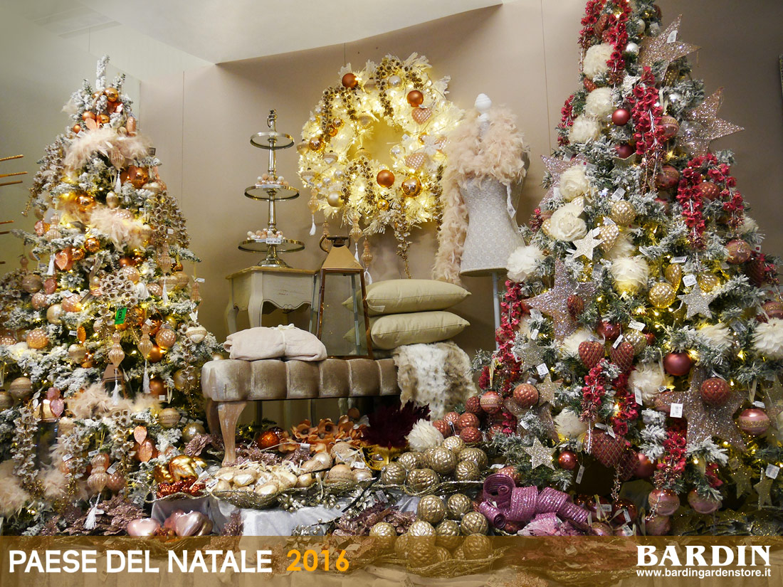 Paese Del Natale 2016 Bardin Garden Store