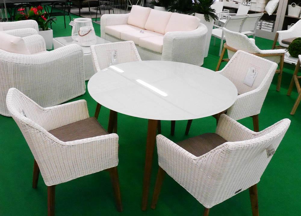 Tavoli E Sedie In Plastica Da Giardino.Tavoli E Sedie Da Giardino In Vendita A Treviso Bardin Garden